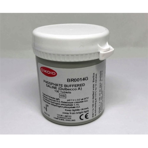 Phosphate Buffered Saline Tablet, PBS (BR0014G)