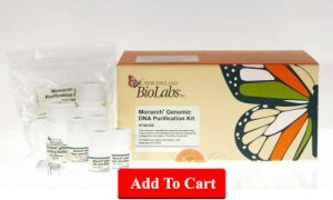 Monarch® Genomic DNA Purification Kit